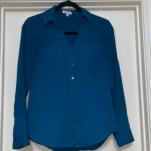 Gently used Express Portofino shirt.